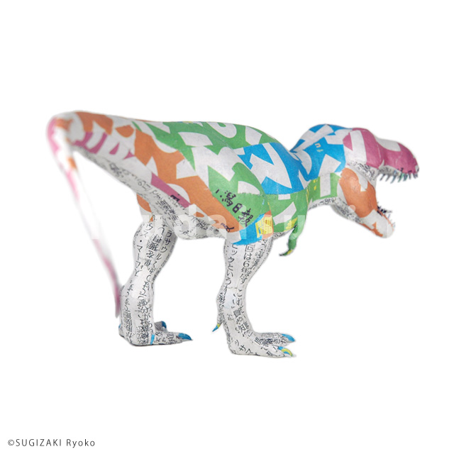 motif : Tyrannosaurus,2017