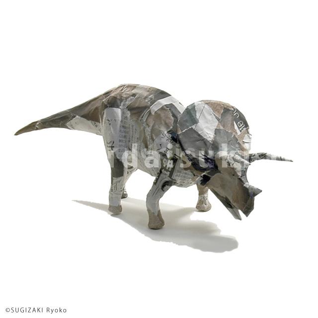 motif : Triceratops,2006