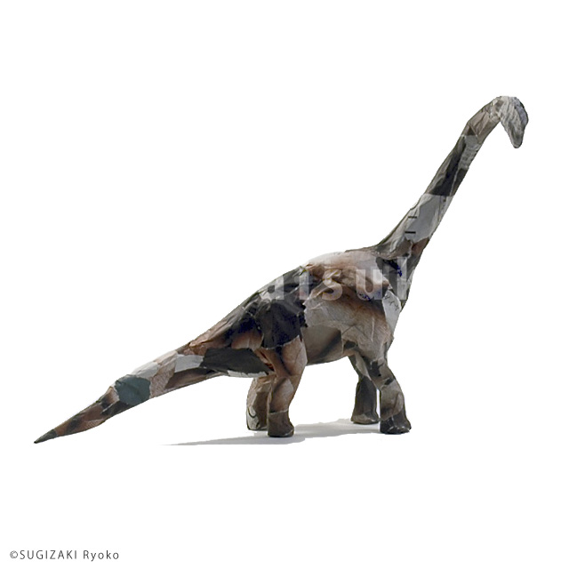 motif : Brachiosaurus,2006