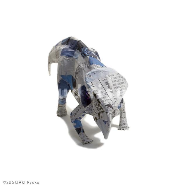 motif : Protoceratops,2007