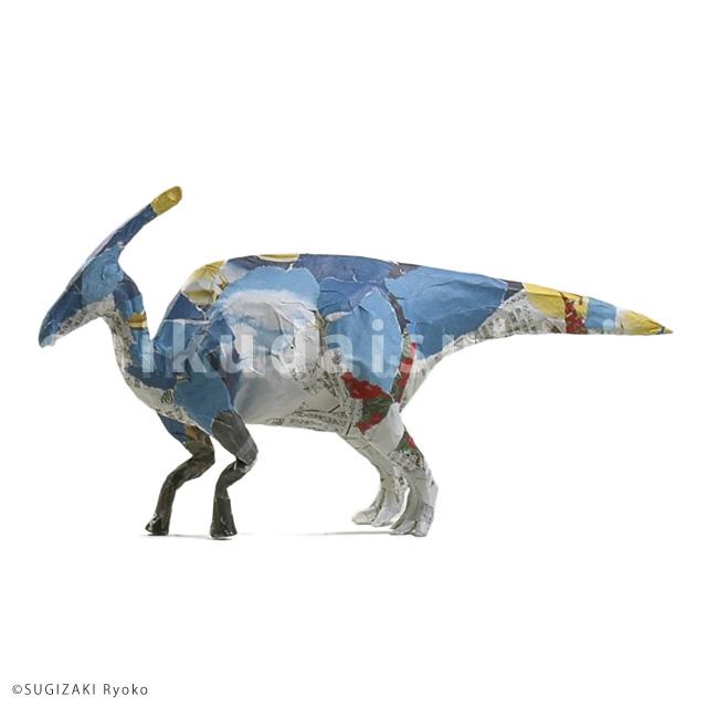 motif : Parasaurolophus,2006