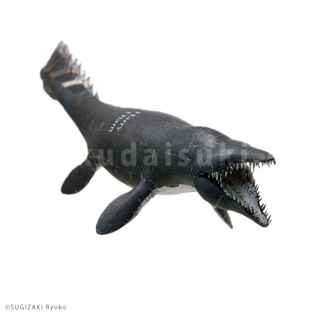 motif : Tylosaurus,2018